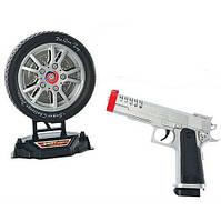 Детский Пистолет с мишенью. Тир Лазерный.