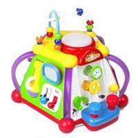 Детская развивающая игрушка Мультибокс 806, 15в1
