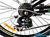 Складной двухподвесный велосипед Crosser Dream Folding (складная рама), фото 4