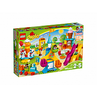 Lego Duplo Большой парк аттракционов 10840