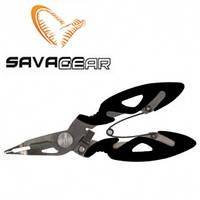 Ножницы для плетенных материалов Savage Gear Mini Splitring Braid Cutter
