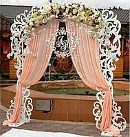 Арка свадебная, фотозона на свадьбу