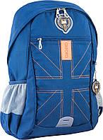 Красивый подростковый рюкзак OX 316 (синий)