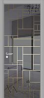 Двери межкомнатные Wakewood Bogemia Vip 35