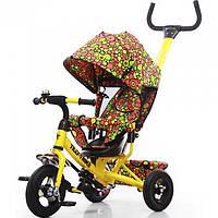 *Велосипед трехколесный Tilly Trike Yellow арт. 351-4