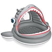 Бассейн детский Акула Intex 57120