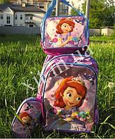 Детский чемодан 3 в 1 София