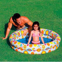 Бассейн детский надувной Intex 59421 детский 122х25 см