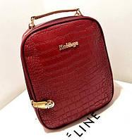 Каркасный рюкзак-сумка с ручной