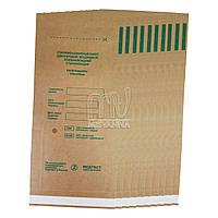 Крафт пакет для паровой и воздушной стерилизации, 100х200 мм, 100 шт.