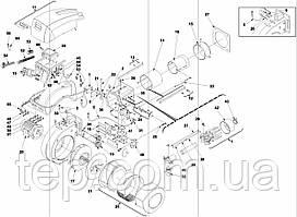 Запасные части к горелке Riello серии RS/ Е V BLU