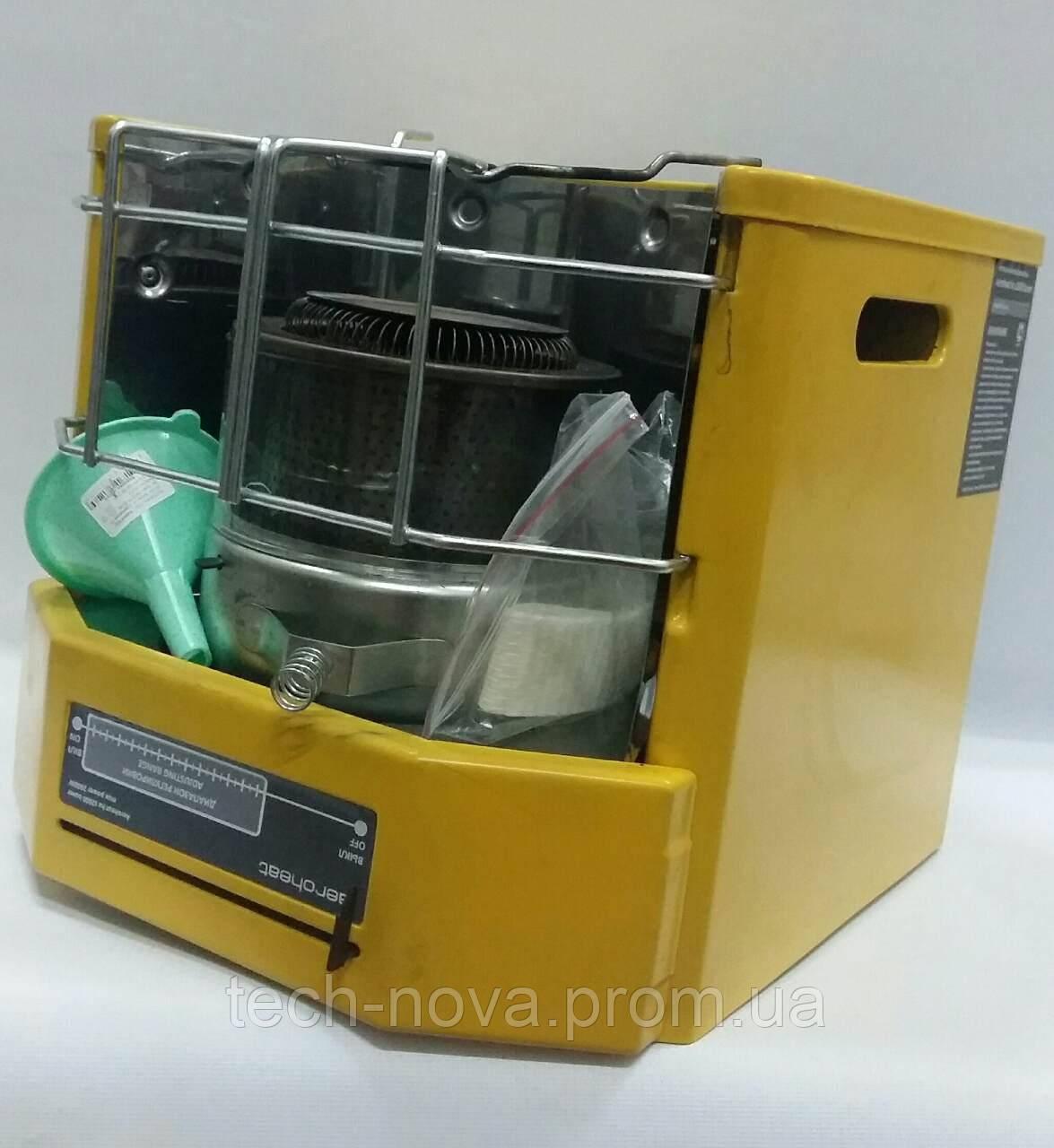 Обогреватель на дизельном топливе Aeroheat НА S2600 boxer (уценка БУ) - TechNOVA — интернет магазин бытовой техники, гарантия, доставка по Украине. в Киеве