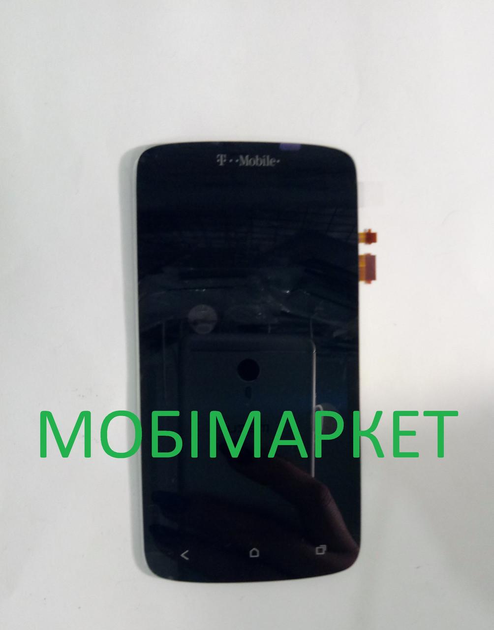Модуль (сенсор+дисплей) для HTC G25, Z320e One S, Z560e One S чорний