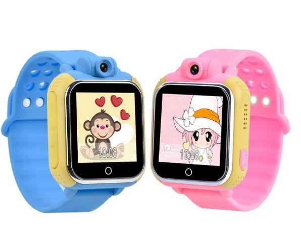Детские часы с GPS трекером TD-07 (Q200)