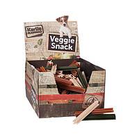 Лакомство Karlie-Flamingo Vegie Stick Mix для собак с мятой и петрушкой, 12 см