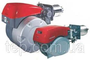 Газовые двухступенчатые прогрессивные или модуляционные горелки Riello серии RS/М BLU