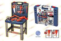Игровой набор инструментов 008-21 в чемодане