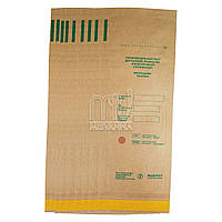 Крафт пакет для паровой и воздушной стерилизации Медтест, 100х250 мм, 100 шт.