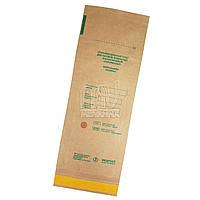 Крафт пакет для паровой и воздушной стерилизации, 100х250 мм, 1 шт.