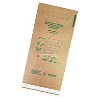 Крафт пакет для паровой и воздушной стерилизации, 100х200 мм, 1 шт.