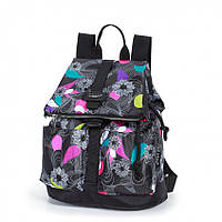 Рюкзак Dolly 363 городской разные цвета формат А4 два отдела 25см х 32см х 20см
