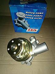 Насос водяной (помпа) с электромуфтой Газель Соболь Рута УАЗ ЗМЗ 405, 406, 409 (пр-во LSA)