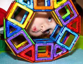 Детские магнитные конструкторы как у Фиксиков с доставкой по Украине