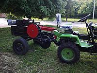 Тюковальщик сіна Ярило для мотоблоків і мототракторов, фото 1