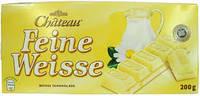 """Шоколад """"Chateau"""" Feine Weisse, белый, 200г"""