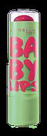 "Maybelline Бальзам для губ ""Baby Lips"" Тон Сочный арбуз. 4.4 г."