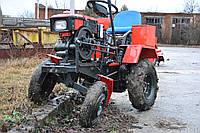 """Адаптер-мототрактор ТМ """"Ярило"""" (для мотоблоков водяного охлаждения, + колеса), фото 1"""
