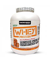 EnergyBody Systems 100% Whey Protein 2270g