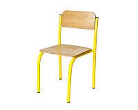 """Детский стульчик """"Тодди"""" 32х34х65 см. Прямое ЛДСП"""