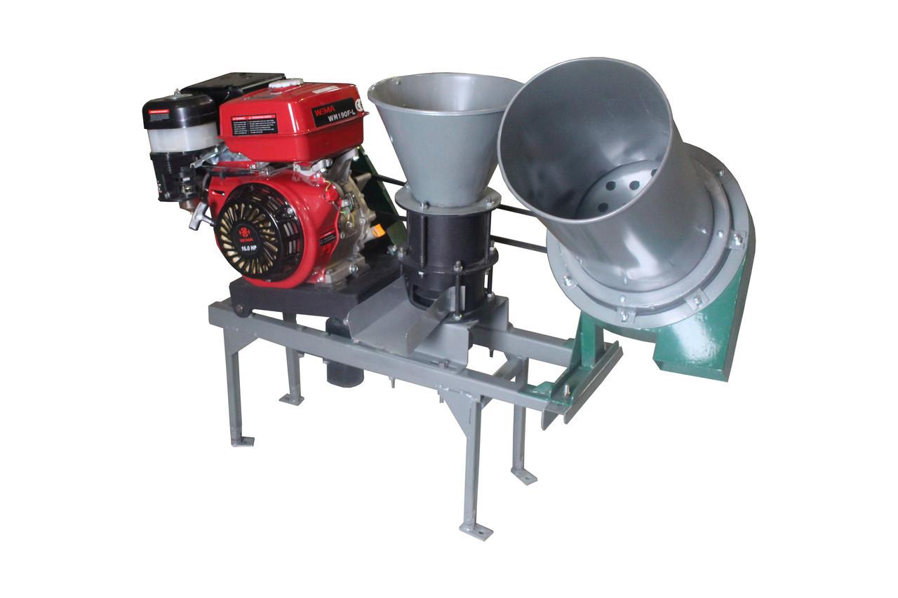 "Гранулятор корма, пиллет ""Ярило"" с приводом от двигателя (без двигателя) , фото 1"