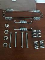 Ремкомплект задних  тормозных  колодок  (пружинки )  Fiat Doblo 01-04
