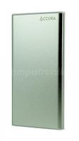 Зарядка от аккумулятора (PowerBank), Accura Accubank Go! ACC7208 LiPo 4500 mAh srebrny