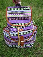 Молодежный рюкзак Орнамент