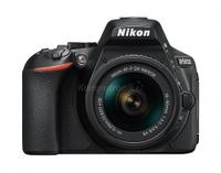 Зеркалки, Nikon D5600 + AF-P 18-55VR