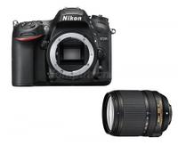 Зеркалки Nikon D7200 + 18-140VR