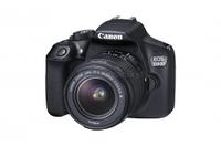 Зеркалки, Canon EOS 1300D + obiektyw EF-S 18-55 DC III