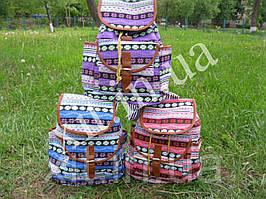 Рюкзак молодіжний Орнамент