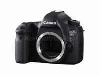 Зеркалки, Canon EOS 6D - korpus, pudelko od zestawu