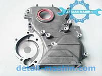 Крышка цепи ГАЗ двигатель 406 передн. с сальником (пр-во ДК)