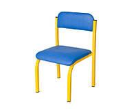 """Детский стульчик """"Тодди"""" 32х34х65 см. Мягкий, Искусственная кожа"""