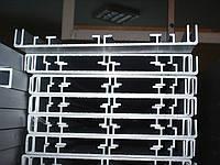 Алюминиевый профиль — короб размером 140х15