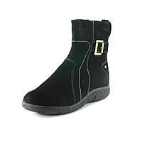 Ботинки зимние женские Multibrend 39010A черные