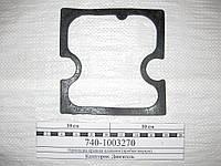 Прокладка крышки клапанов (пробка+каучук)