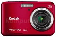 Компактные фотоаппараты, Kodak FZ42 czerwony