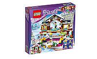 Детский конструктор Lego Friends Горнолыжный курорт: каток