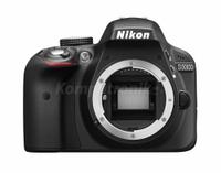 Зеркалки, Nikon D3300 - korpus, pudelko od zestawu